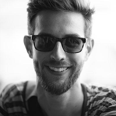 Oscar Tepelmann Portrait Shot - Team Leafcycles
