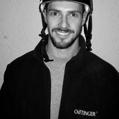 Simon Edfelder Portrait Shot - Team Leafcycles