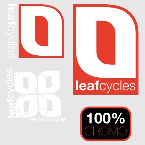 leafcycles klunker stickerset